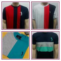 Kit 4 Camisas Sidon (mod. Aleatory)