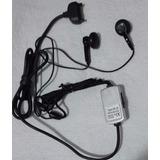 Fone De Ouvido Com Microfone P Celular Sony Ericsson Antigo