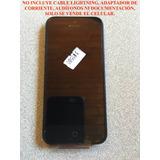 Iphone 5 32 Gb Negro Liberado Nuevo Renovado Por Garantía