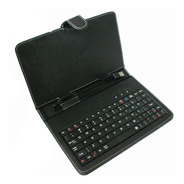 Estuche Funda C/ Teclado Para Tablet Pc Micro Usb - Garantia