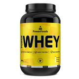 Power Whey - 907g - Pote - Powerfoods