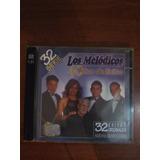 Los Melódicos - 40 Años 32 Grandes Éxitos Cd Nº2