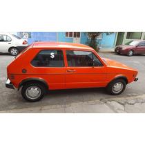 Volkswagen Caribe 1980 Excelentes Condiciones