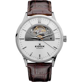 Reloj Edox Les Vauberts Open Heart 850143ain Ghiberti