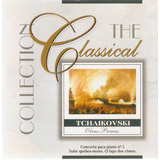 Cd Tchaikovski - The Classical Collection - 1 - Novo***