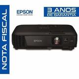 Projetor Epson Powerlite S31+ 3200a Lumens + Nf