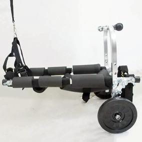 Mini Cadeira D Rodas Para Cachorro Caes Pequeno Port Até 4kg