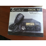 Radio Cobra 19dx Iv