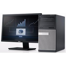 Pc Dell Optiplex 990 Core I7 3.40 4gb 500gb Monitor 24