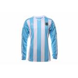 Camiseta adidas Argentina 2015 Mangas Largas Newsport