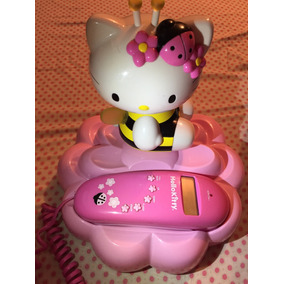 Telefono Fijo De Hello Kitty