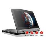 Lenovo Thinkpad Yoga 11.6 Pulgadas Convertible Hd Ips Panta