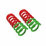 Espirales - Resortes Delanteros Progresivos | Vw Golf 4