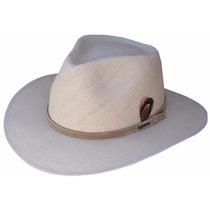 Sombrero Modelo Australiano De Rafia De Algodón Liverpool