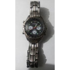 Reloj Hombre Citizen Gn-4w-ul Base Titanium Titanio