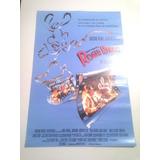 Poster Quien Engaño Roger Rabbit - Cine Animacion Disney