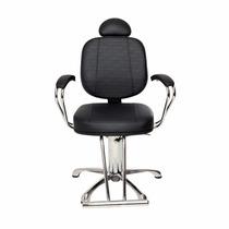 Cadeira Reclinavel, Barbeiro/cabeleireiro Super Luxo Corsa