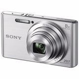 Câmera Fotográfica Digital Sony Cybershot Dsc W830 Hd