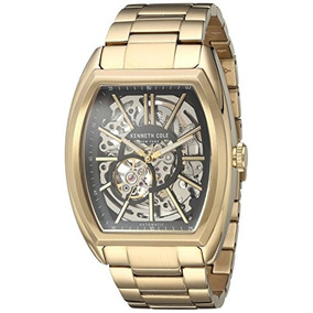 Kenneth Cole New York Mens Automatic Stainless Steel Dress