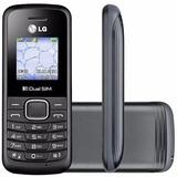 Celular Lg B220 Dual Chip Rádio Fm Viva-voz Lanterna Barato