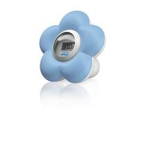 Termometro Baño Bebe Philips Avent Sch550/20 Flor Azul