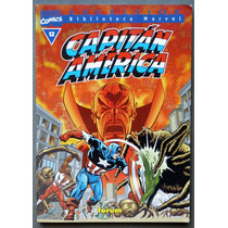 Biblioteca Marvel Excelsior Capitan America Nº 12 Marvel