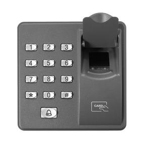 Controle De Acesso Biométrico Impressão Digital Cartão Senha