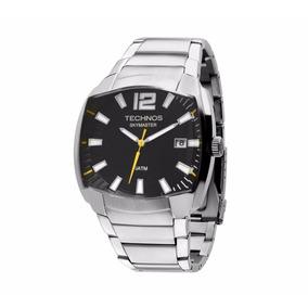 Relógio Technos Masculino Skymaster 2415bx/1p Aço