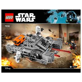 75152 - Lego Star Wars - Hovertank Imperial De Assalto