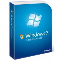 Licença Windows 7 Pro Professional Fpp + Nota Fiscal