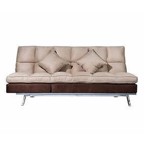 Sofa/sillon Cama Messina Dos Colores Corfam