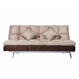 Sofa/sillon Cama Messina Dos Colores Corfam