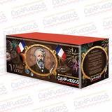 Torta Julio Verne Fuegos Artificiales.cienfuegos
