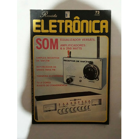 Revista Saber Eletrônica N73