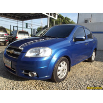 Chevrolet Aveo Lt - Sincronico