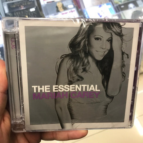 Mariah Carey The Essential Import Cd Duplo Lacrado (holland)