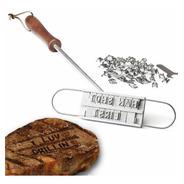 Marcador De Carne Asada Con Letras Intercambiables Tivoli