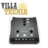 Controlador Carga Solar Pwm 20a 12/24v Panel Solar Cercos