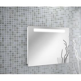 Espejo Baño Con Luz Integrada | Espejo Para Bano Con Luz Integrada En Mercado Libre Mexico