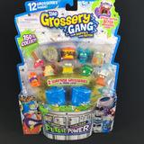 Grossery Gang Basuritos Serie 3 Trash Pack 12pz Putrid Power