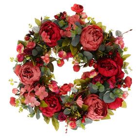 Coronas De Flores Para Puerta En Mercado Libre Mexico - Coronas-de-navidad-para-puertas