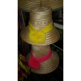 Sombreros Con Cinta Wayuu