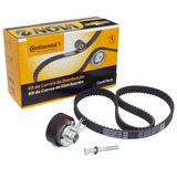Kit Correia Dentada Tensor 8v 1.0 1.4 1.6 Gol Golf Kombi Fox