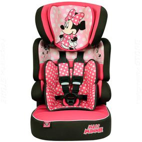 Cadeirinha P/ Carro Beline Sp Minnie Mouse 9-36kg Nania