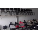 Cadeira Giratoria Para Salão De Beleza- Frete Grátis