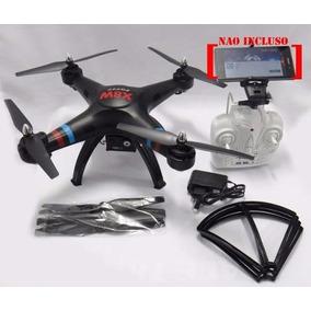 Drone Phantom Syma X8w Fpv Lipo Wifi Hd Camera