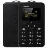 Mini Celular Ultra Fino Aeku C6 Bluetooth Presente Idoso Top