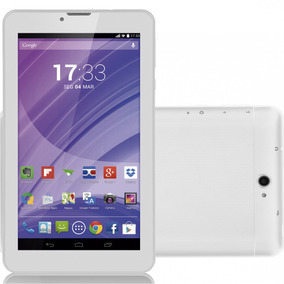 Tablet Dual Chip Celular Wi-fi Tela Hd 7 Android 4.4 3g Case