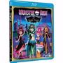 Blu-ray Original : Monster High: 13 Monster Desejos Lacrado
