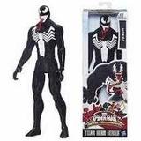Venom Personaje Original De Spiderman 20 Cm Hasbro